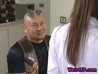 Asami Ogawa Screwed By Some Muddy Guy