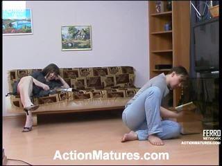 Elinor ja morris seksuaalinen ikäinen video-
