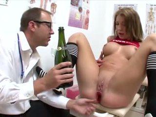 Ontzagwekkend anaal teef