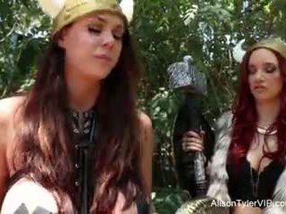 Alison tyler viking مثليات