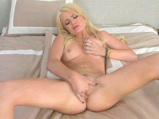 hardcore sex, busty blond katya, solo
