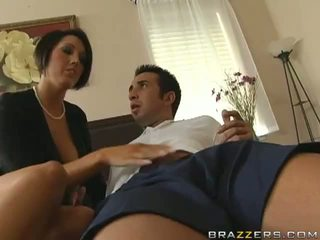 Slutty Housewife Dylan Ryder Gets One Hell Of A Cock To Fill Her Up Video