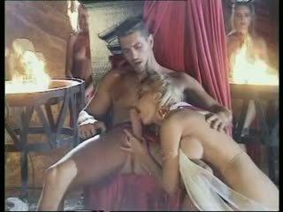 tuplamunat, threesomes, anaali-