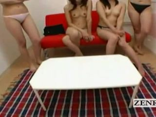 Subtitled pov japonská vysoká škola kolej harem teasing