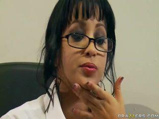 hardcore sex, penis besar, kacamata