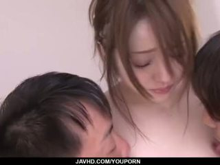 japanse, mmf, cock sucking