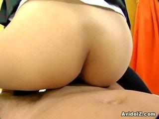 Hot Student Momo Jyuna Makes U Horny