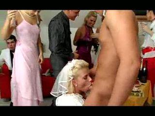 wedding, секс, оргия