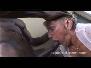 76 jaar oud oma gets geneukt