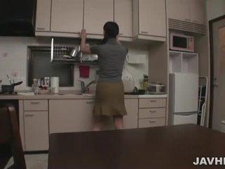 Jepang pasangan di rumah