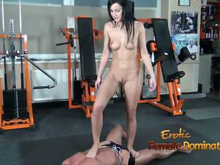 foot fetish, masturbace, femdom
