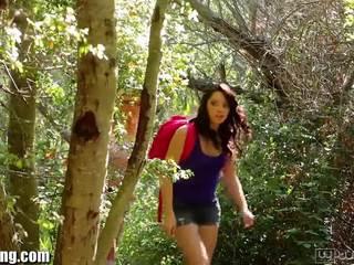 Webyoung Zoey Paige Outdoor Lesbian Fun