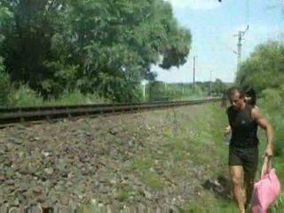 Vlak zkurvenej 2011 http//bitly/por