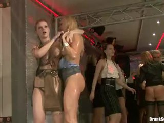 groupsex, group sex, party girls