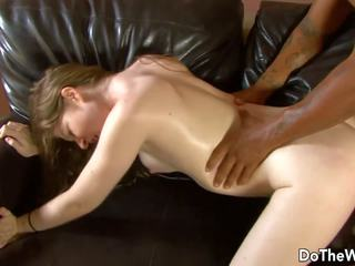 Young Wife Fucked by Black Man in Front of Husband: Porn 76