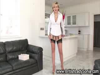 britský, obuv skutočný, veľký bizarné najhorúcejšie