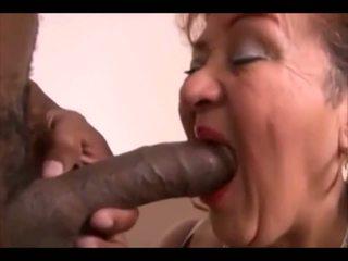 mamadas, semen en la boca, grannies