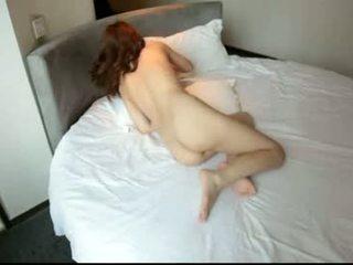 si rambut cokelat, japanese, vaginal masturbasi