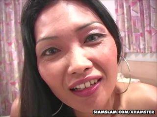 Mature Thai Hooker Swallows Cum, Free Porn 94