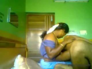 Local Indian couple Rahman Rukmani sex video