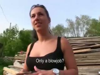 Pretty eurobabe Terra Sweet paid for s...