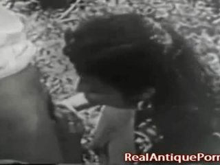 1915 pazzo vecchi film all'aperto porno!