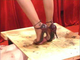milfs, fetiche de pies, nylon