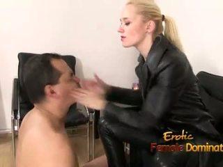 ansiktsridning, dominatrix, femdom