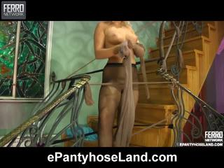 Flossie Inside Hot Hose Video Action