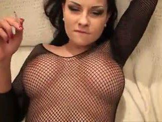 Hút thuốc fetish- abbie c
