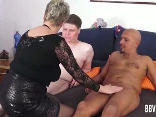 Vācieši vecmāmiņa jāšanās two dicks, bezmaksas vācieši jāšanās hd porno e5