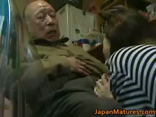 Japans milf enjoys heet seks part6