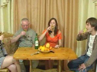 Pure ruse familje seks video