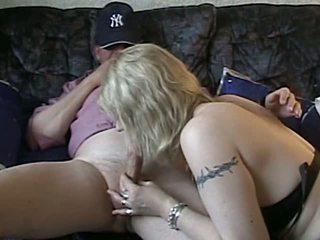 Blonde MILF Oral: Free British Porn Video 6a