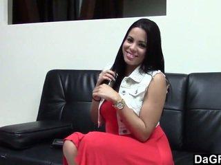 Cubanez gagica wants pentru fi o pornstar