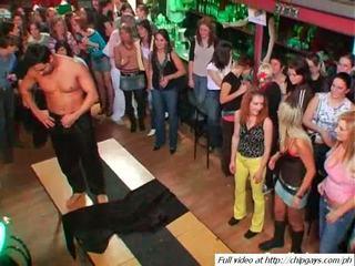 sesso di gruppo, ragazze, danza