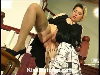 মিশ্রিত করা এর cecilia, elsa, ninon দ্বারা kiss matures