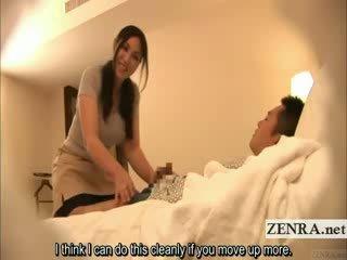Subtitled japanska momen jag skulle vilja knulla masseuse indecent hotell massagen
