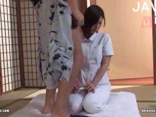 ブルネット, 日本の, 赤ん坊