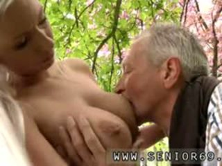 big boobs, old+young, outdoor