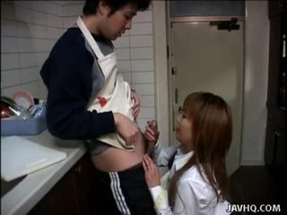 blow job, head giving, japanese