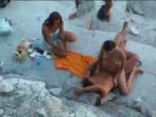 Voyeur Female Nude Beach