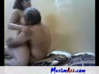 Arab puta fodido por velho homem