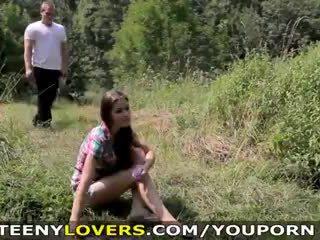 Teeny lovers - paaugliai šūdas kaip adam ir eve