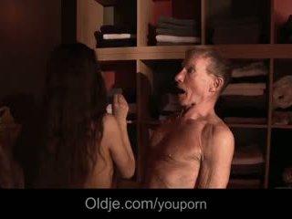 sexo adolescente, trabalho do sopro, feche-se