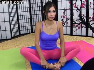 teens, funny, yoga