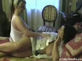 Bea Flora With Aneta Buena Busty Lesbians