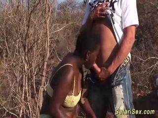 Afrikaly damagyň içine safari topar sikiş <span class=duration>- 12 min</span>