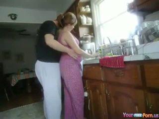 brünette, doggystyle, webcam