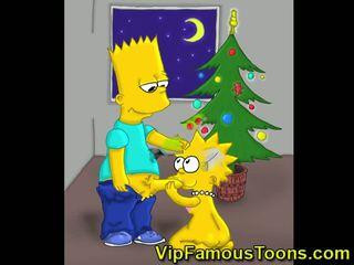 Berühmt toons weihnachten orgie